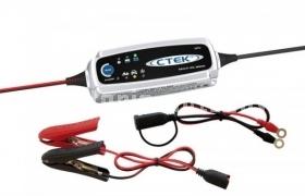 Nabíječka autobaterií profesionální CTEK MXS 5,0 12 V