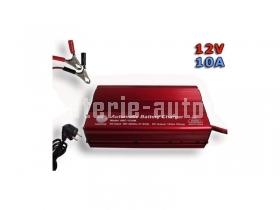 Nabíječka autobaterií Fairstone ABC-1210D, 12V, 10A