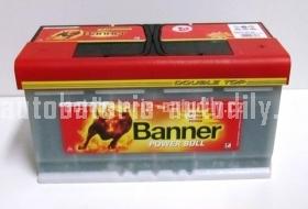 AUTOBATERIE BANNER POWER BULL PROFESIONAL 12V 110Ah 850A  P11040