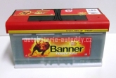 AUTOBATERIE BANNER POWER BULL PROFESIONAL 12V 110Ah 850A  P11040