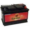 Autobaterie BANNER STARTING BULL 12 V 55Ah 450 A 555 19