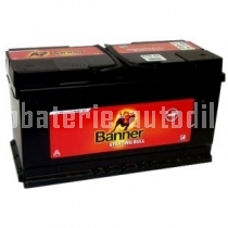 Autobaterie BANNER STARTING BULL12 V 110Ah 850 A 610 42