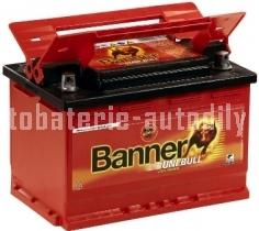 Autobaterie BANNER UNI BULL 12 V 47Ah 390 A 50 100