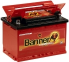 Autobaterie BANNER UNI BULL 12 V 58 Ah 450 A 50 200